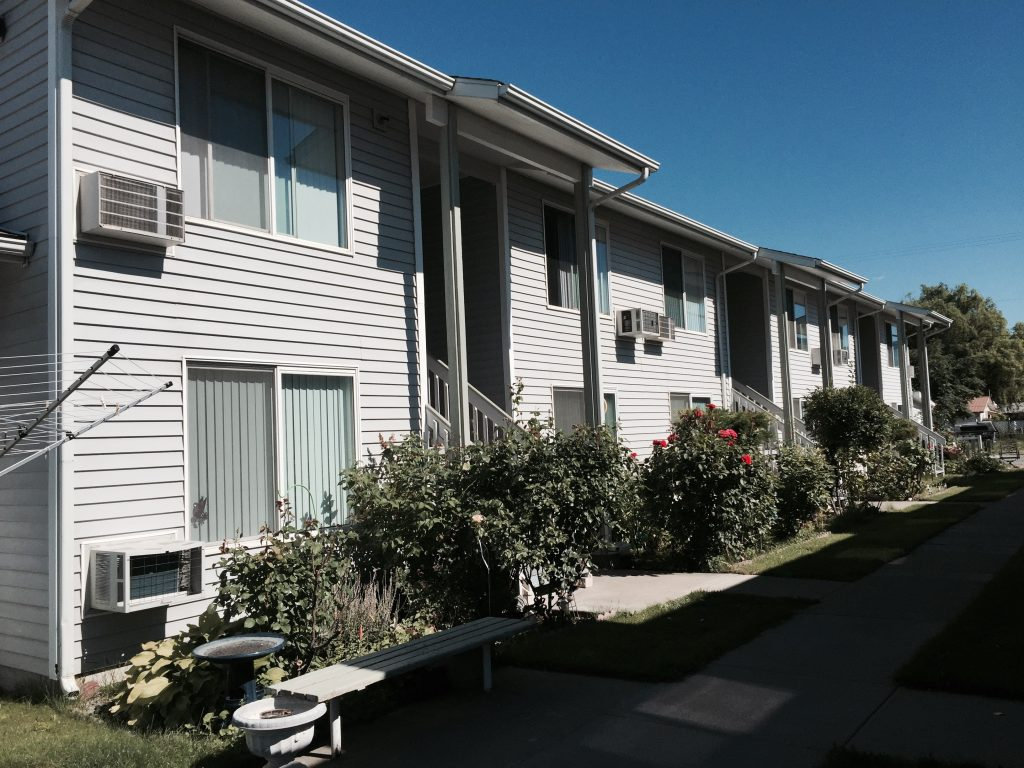 Oroville Garden Apartments