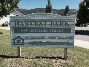 Oroville Harvest Park