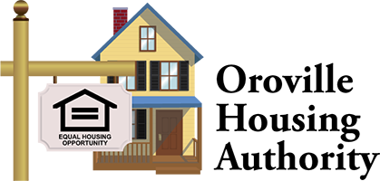 Oroville Housing Authority Logo